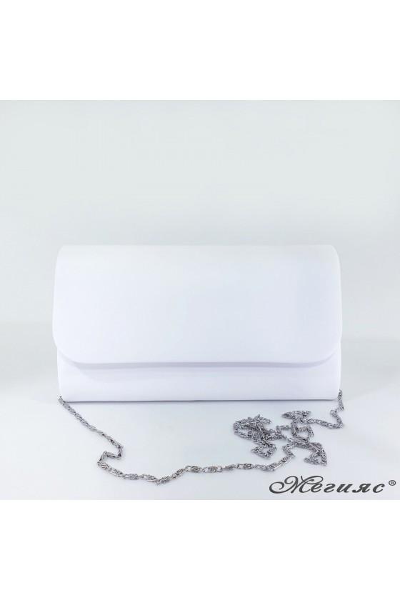 Дамска чанта от еко кожа бяла 575