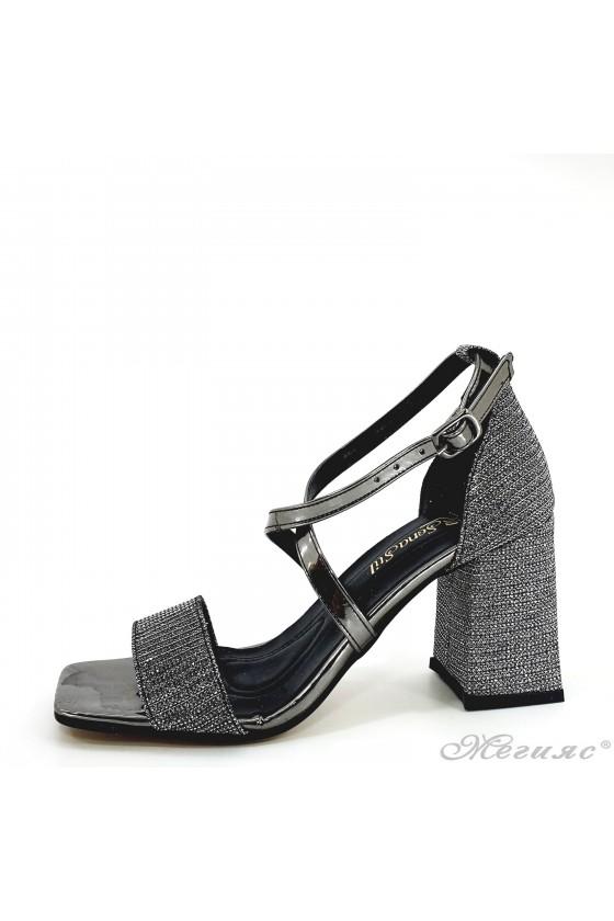 Дамски сандали елегантни...