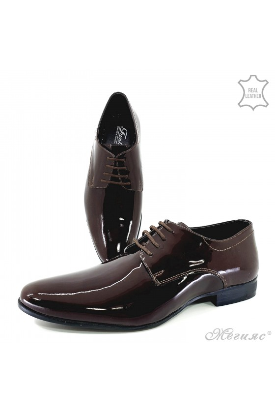copy of Men shoes 8060 bordo leather