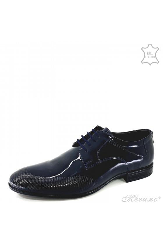 Мъжки обувки от естествен...
