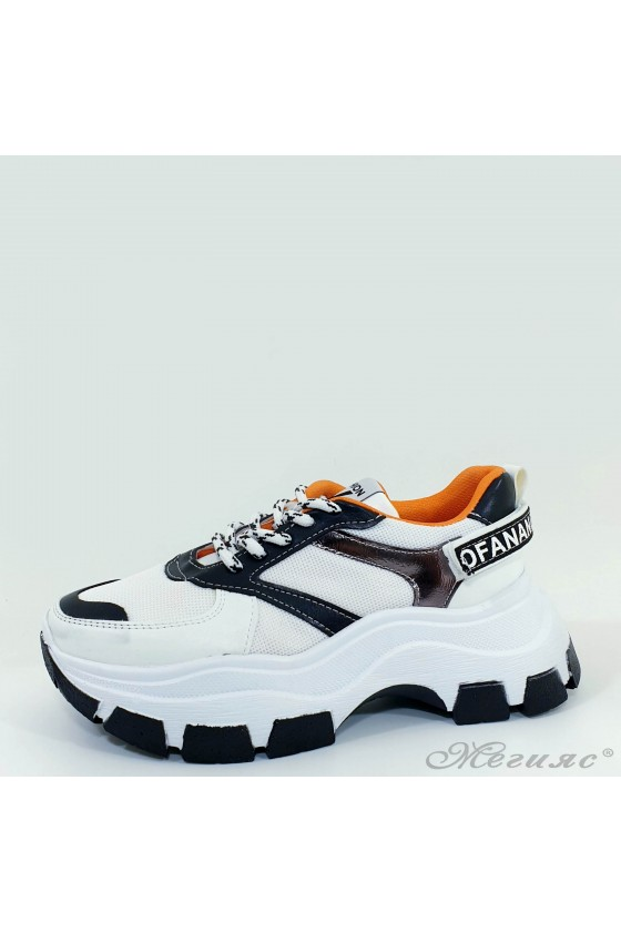 Дамски спортни обувки еко...