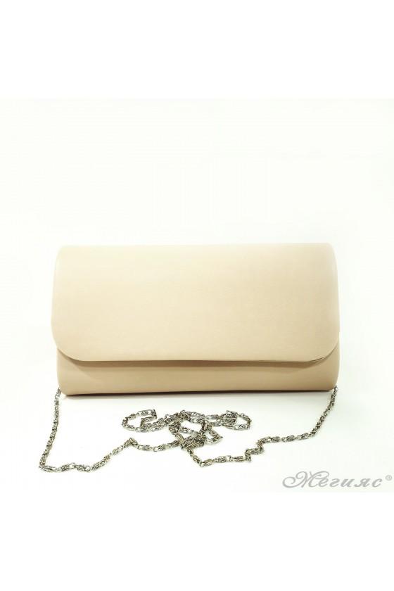 Lady bag beige pu 575