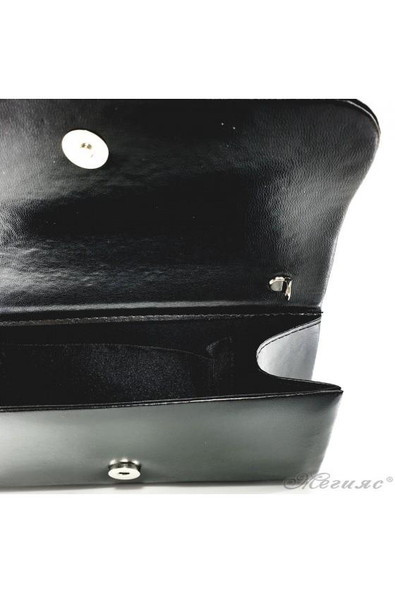 Lady bag black pu 575