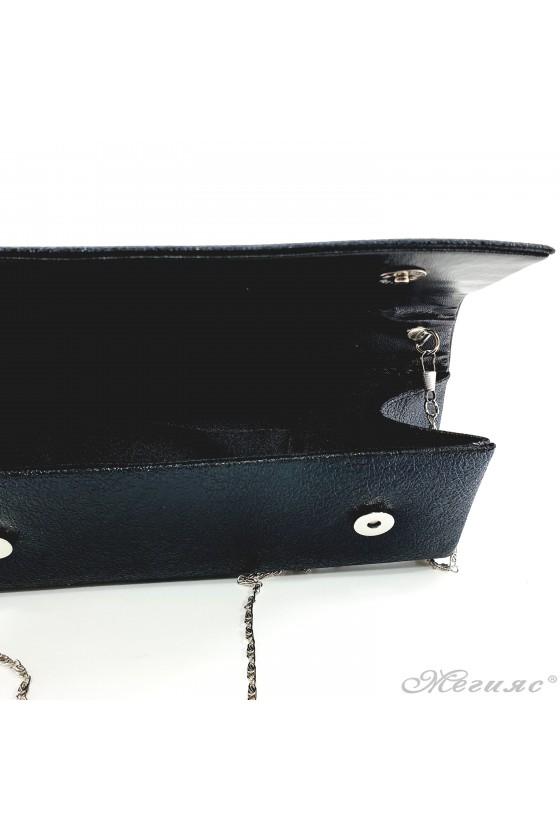 Lady bag black pu 373