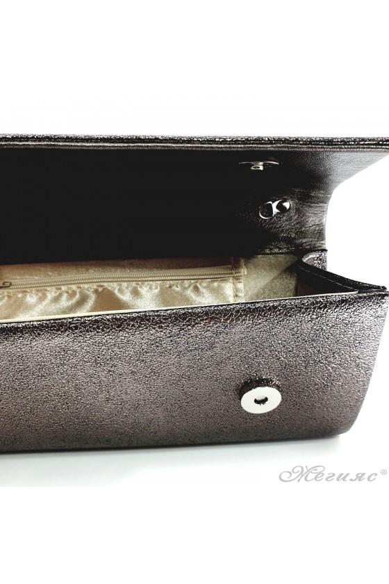 Lady bag dk gold pu 373