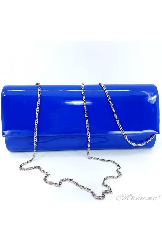 Lady bag blue shine 373