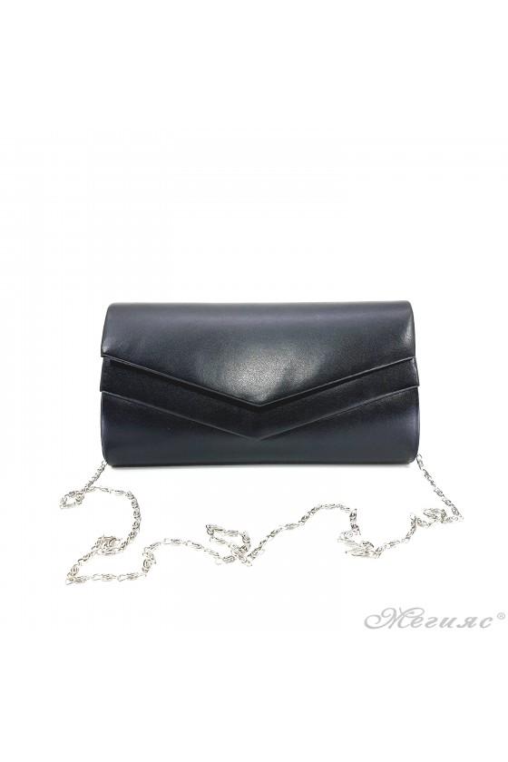 Lady bag black pu 512