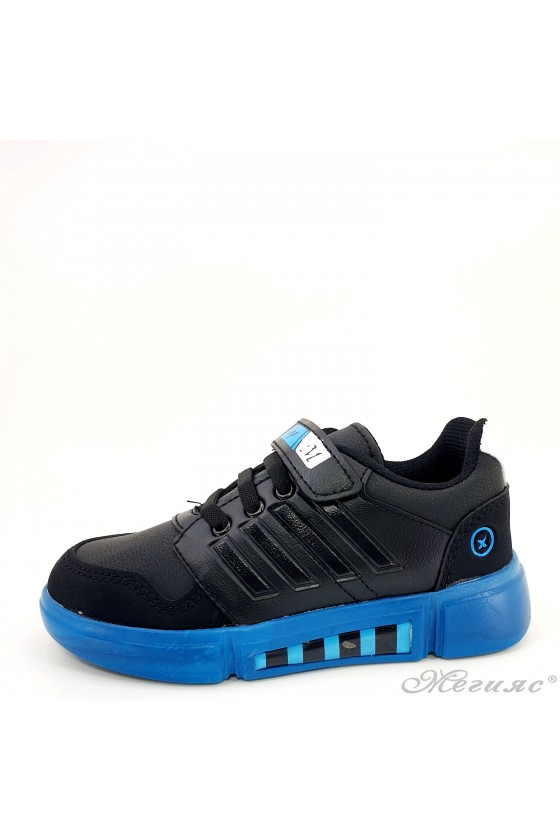 Children's shoes black and...