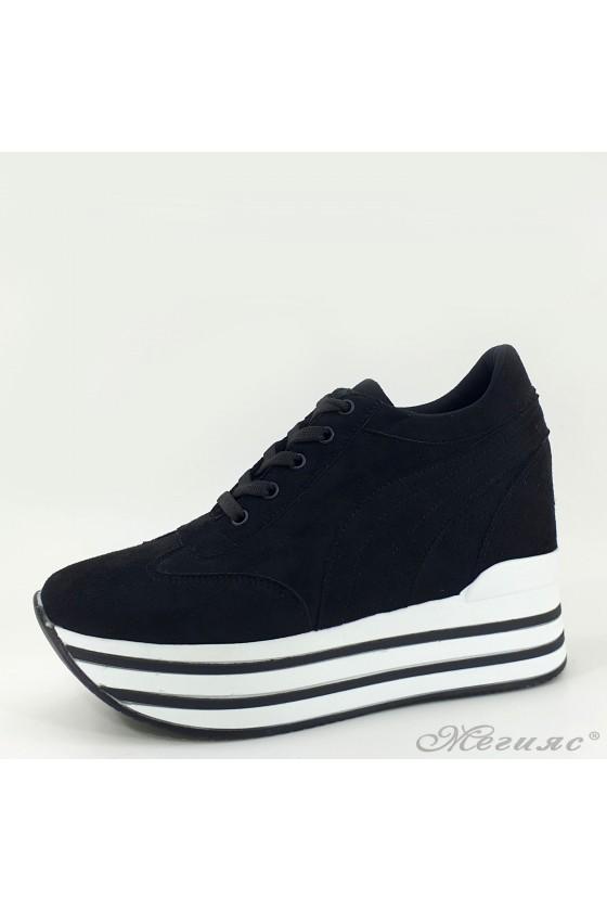 Lady platform sneakers...