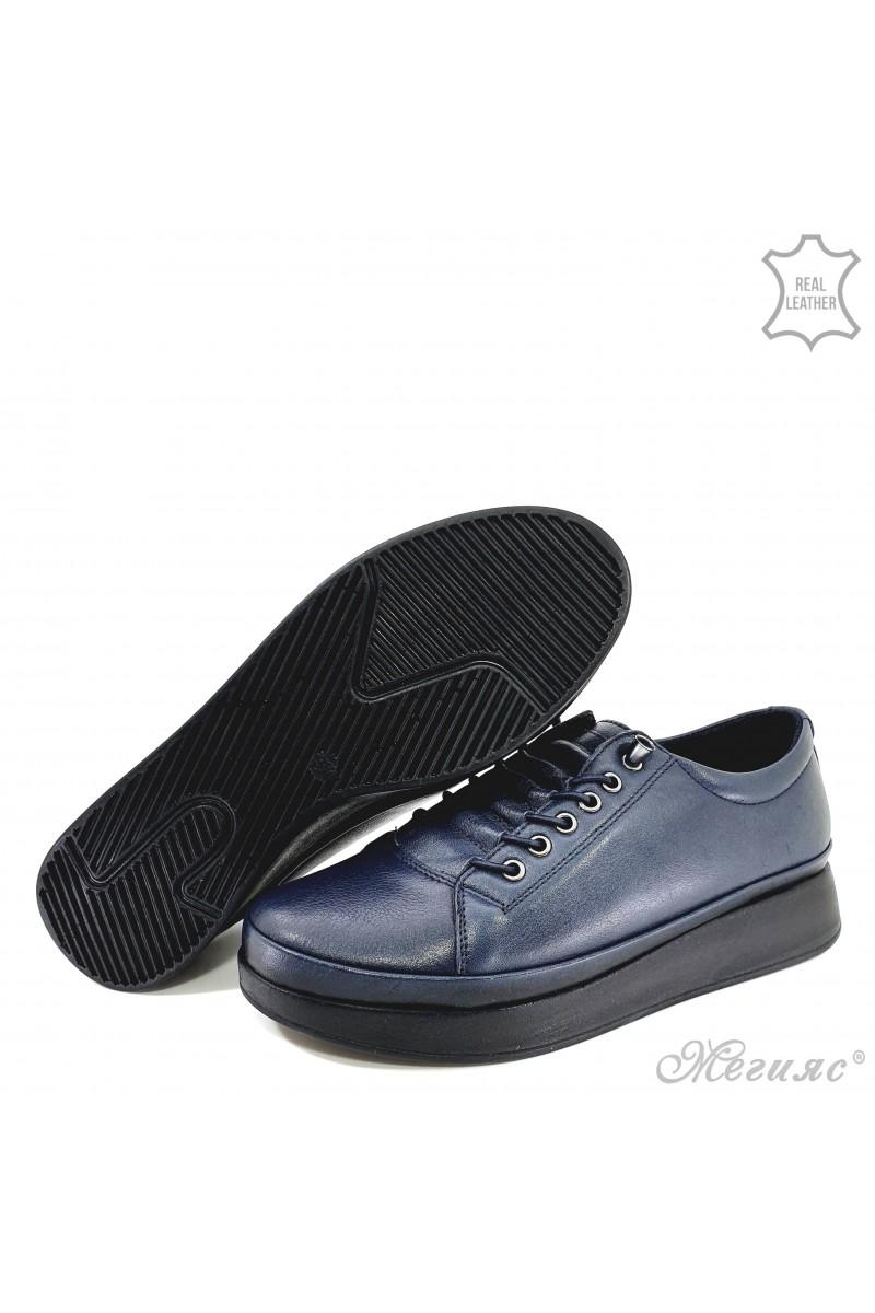 Дамски обувки естествена кожа