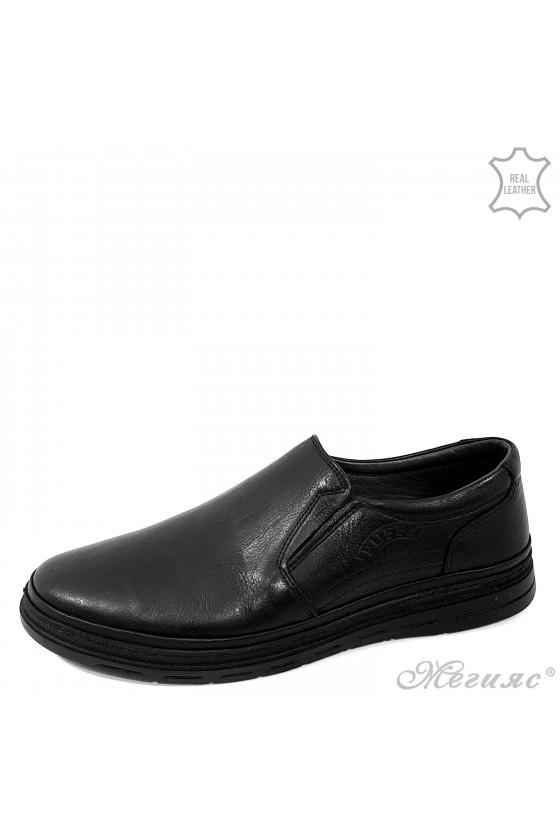 Мъжки обувки естествена кожа 851-14