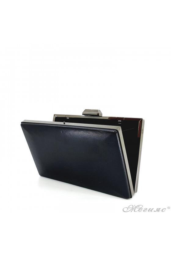 Lady bag black pu 5560