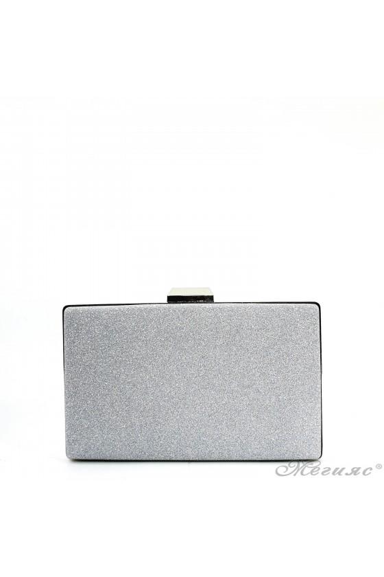 Lady bag silver 5560