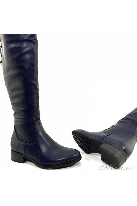 Lady boots Cassie 20W17-60 blue