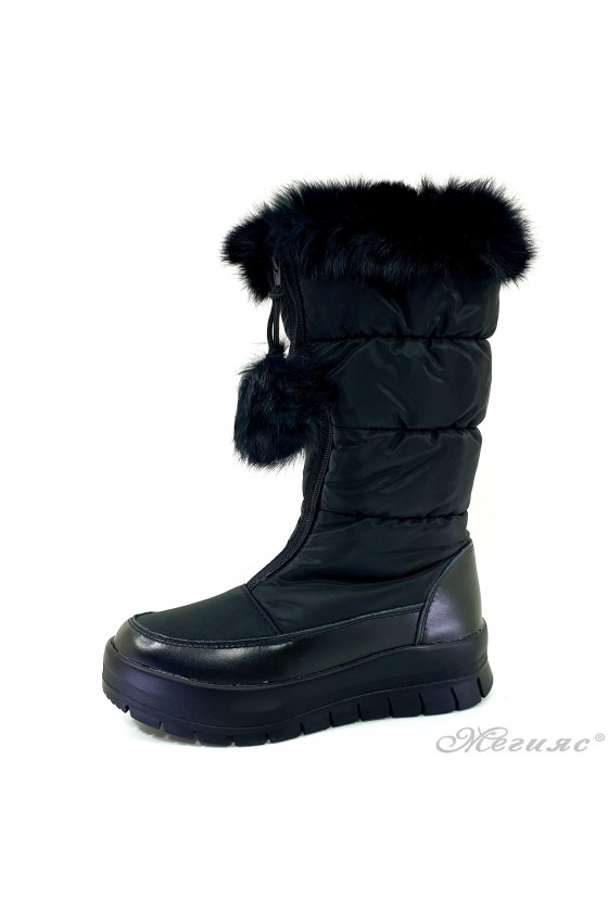 Lady warm boots 18-2345...
