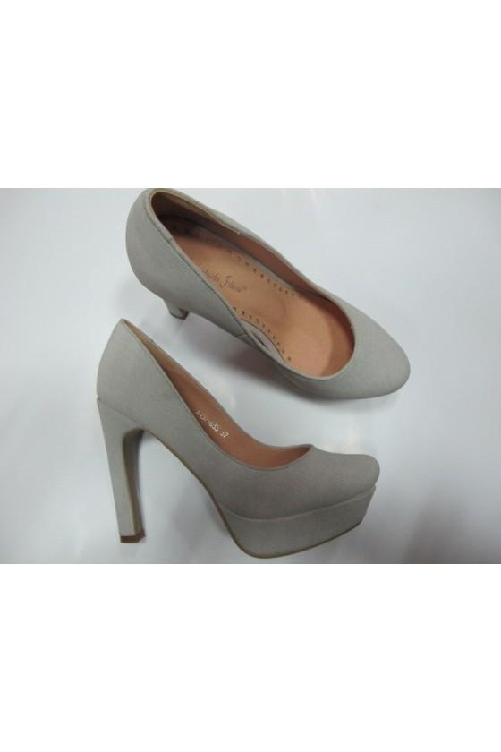 Дамски обувки annie11-361Lt.bej